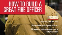 Fire Chief Digital: How to build a great fire officer