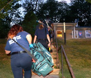 Many EMS agencies are reporting record numbers of overdose-related 911 responses.