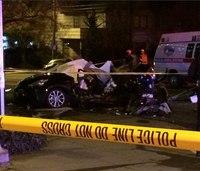 Man killed in crash with Seattle ambulance