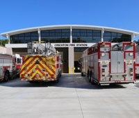 Ala. city opens state-of-the-art 'mother of all fire stations'