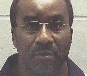 Georgia has executed Ray Cromartie, who was convicted in the 1994 killing of a convenience store clerk. (Photo/AP)