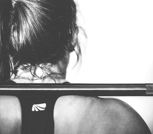 Ericka Long went back to CrossFit and her workout routine that she had used to keep in shape before the stroke to get better.