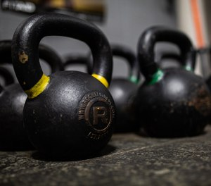 A kettlebell is one of the best tools a firefighter can use to get fit and build great job-specific fitness.