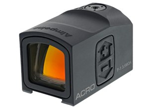 Spotlight: Aimpoint is the recognized worldwide leader and originator of red dot sighting technology.