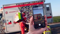 German EMS uses QR technology to discourage illegal photography at emergency scenes