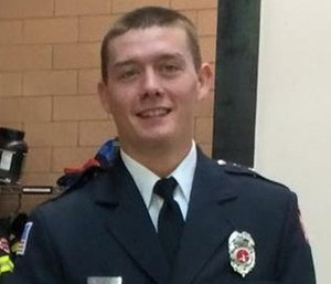 Robert Spoon (Photo/Hometown Fire Protection District)
