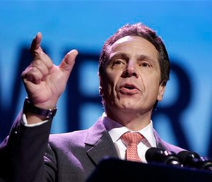 New York Gov. Andrew Cuomo signed a new bill into law to stiffen punishments for attacking EMS providers.