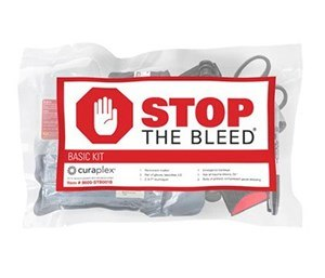 The Stop the Bleed initiative was designed to provide bystanders with the tools and knowledge to provide immediate and effective hemorrhage control.  (Photo/Bound Tree)