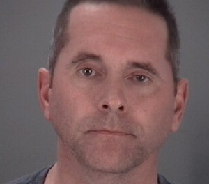 Ryan Cushing-Gomez, a former firefighter, was charged with falsely impersonating an officer after reportedly panhandling while wearing a Pasco County firefighter's shirt and hat.
