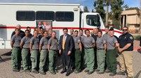 Arizona to train 700 inmates as wildland firefighters