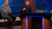 Jon Stewart reconvenes panel of 9/11 first responders