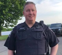 Pa. officer succumbs to on-duty crash injuries