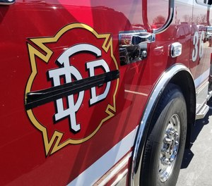 Dallas Fire-Rescue units responded to a church where an indoor grill led to 10 people being treated for carbon monoxide exposure.