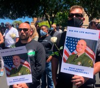 Calif. sheriff: Gunman 'very intent' on killing police