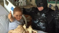 RISE Award nominee: How a Texas cop became a hero for sick kids
