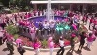Calif. medics, hospital staff lead video dance competition