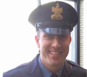 Sgt. Daniel Pagnotta of the Trenton Police Department died by suicide July 29, 2020.
