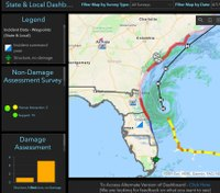 IAFC delivers search and rescue tool to help with hurricane response