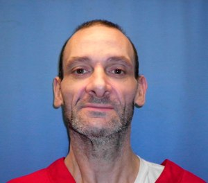 This undated photo provided by the Mississippi Department of Corrections shows David Cox. A Mississippi judge will decide whether Cox, a death row inmate who says he wants to be executed, is mentally competent to waive all his appeals. The state Supreme Court on Thursday, Dec. 13, 2018, ordered the examination in the case of David Cox. (Mississippi Department of Corrections via AP)
