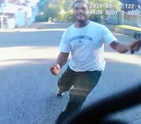 Video: Minn. LEO shoots knife-wielding man who hit his patrol car