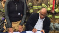 DC settles lawsuit over firefighters' overtime pay