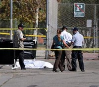 Suspect held in deadly Calif. shooting spree