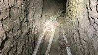 Authorities find longest U.S.-Mexico border smuggling tunnel