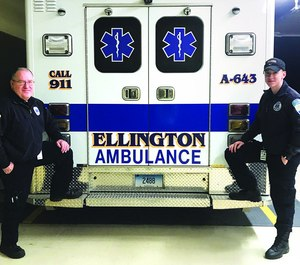 Brendan Elliott is a 19-year-old EMT, college student and the NAEMT advocacy coordinator for Connecticut. Ed Landsberg, 62, became an EMT a couple of years ago after raising a family and spending four decades working in the printing business.
