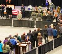 Thousands honor fallen Ohio officer