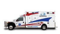 New ambulance chassis includes innovative safety improvements