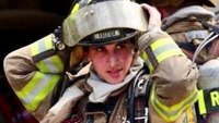 'It's OK to not be OK': Firefighter focuses on breaking the silence around mental health