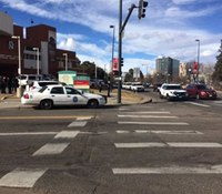1 dead, 7 hurt in shooting, stabbing at Denver expo