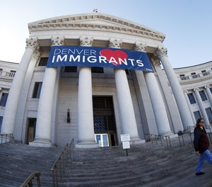 U.S. Immigration and Customs Enforcement has subpoenaed Denver law enforcement for information on four foreign nationals wanted for deportation. (Photo/AP)
