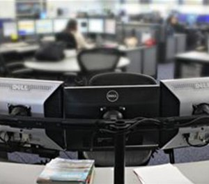 Denver's 911 Communications Center is staffed by public safety professionals who are trained to answer 911 and non-emergency telephone calls, as well as dispatch police, fire and paramedic resources. (Photo/ City and County of Denver Government)