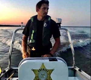 DeSoto County Sheriff's Deputy William K. Nichols drowned saving his son off the coast of in Miramar Beach, Florida on July 22, 2020. (Photo/DeSoto County Sheriff's Office)