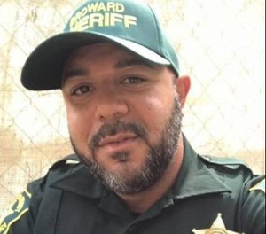 Broward County sheriff's deputy Shannon Bennett died April 3, 2020 after contracting COVID-19 while on duty. (Photo/Broward County Sheriff's Office)