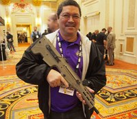 SHOT Show 2016: Testing out Desert Tech's bullpup, the MDR
