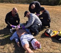 Photo of the Week: RSI simulation training in action