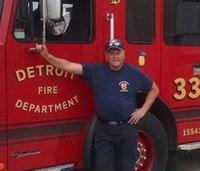 Police make arrest linked to Detroit firefighter's death