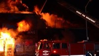 Detroit fire union files unfair labor charge over lights and sirens policy
