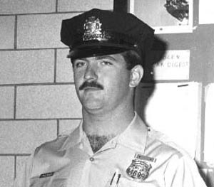 Daniel Faulkner, murdered police officer.