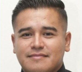Jonathan Diaz was killed while off-duty at a birthday party Saturday. (Photo/Lemoore Police Department)