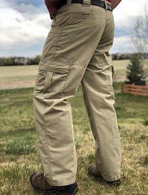 Look for pants that can do what you expect and more.