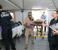 When disaster strikes in the U.S., the National Disaster Medical System responds