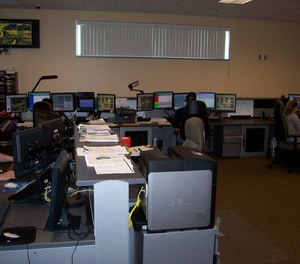 Dispatchers work at the Marion County 911 and Department of Homeland Security & Emergency Management Operations Center. A county resolution passed Tuesday recognizes the dispatchers as first responders.