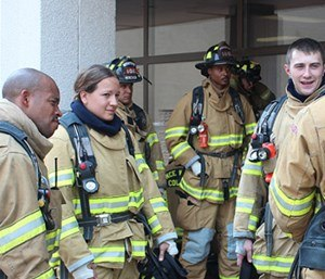 The purpose of these grants is to assist fire departments with the recruitment and retention of firefighters. (Photo/IAFF)
