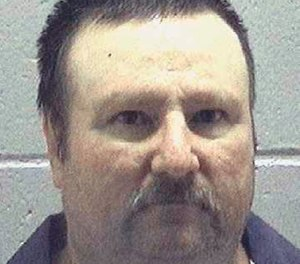 This undated photo made available by the Georgia Department of Corrections shows Jimmy Fletcher Meders. (Georgia Department of Corrections via AP)