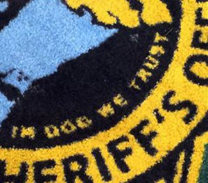 This image released by ABC Action News, shows the Pinellas County Sheriff's Office rug in Largo, Fla., Wednesday, Jan. 14, 2015. (AP Image)