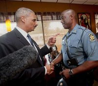 DOJ announces Ferguson police probe