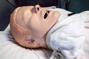 Paramedics doll